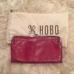 Hobo Lauren double clutch wallet.